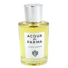 Acqua Di Parma Colonia Assoluta 3.4 oz Eau de Cologne Spray by Acqua Di Parma. $113.45. Recommended Use: romantic. Fragrance Notes: cedarwood, rosemary, vetievr, orange, lemon. Design House: Acqua di Parma. A celebration of Italian freshness with a contemporary signature, Colonia Assoluta is a precious fragrance that melts into the skin with sensual, woody notes enhanced with amber and white musk.Notes:Cardamom, Rose/Pink Pepper, Allspice Pimento, Jasmine, Wild O...