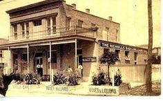 The Nicollas Bar and Billiard Hall....Photos courtesy of Kirk Landry