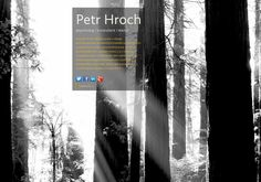Petr Hroch's page on about.me – http://about.me/petrhroch