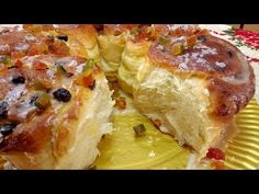 Pan Dulce, Tasty, Yummy Food, Portuguese Recipes, Sweet Bread, Mousse, Biscuits, French Toast, Bakery