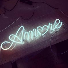 Neon Light Signs, Neon Signs, Neon Quotes, All Of The Lights, Neon Aesthetic, Photo Wall Collage, Neon Lighting, Graphic Design Inspiration, Wall Prints