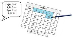 Teacher Charlotte: Jeux mathématiques à imprimer