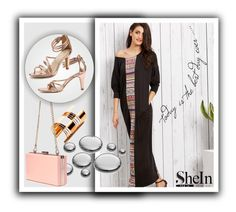 """SheIn 8/5"" by melissa995 ❤ liked on Polyvore featuring WithChic"
