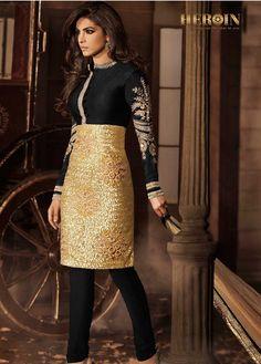 Priyanka chopra designer wear suit