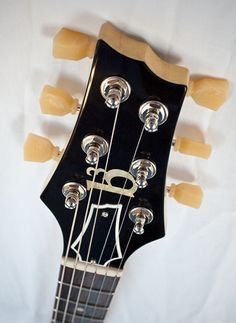 """b3 Guitars - Metal Phoenix by Gene Baker """"A Tele on steroids has a collision with a Firebird."""""""