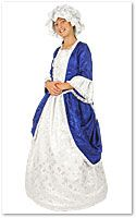 Betsy Ross Costume - Patriotic Costume - Colonial Costume - Colonial Clothing