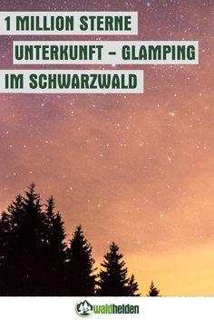 Eine Nacht im Bubble-Tent auf dem Berg. Um  mich herum nur Natur und unzählige Sterne. Mein Glamping Erlebnis im Schwarzwald. Zelten oder Campen war gestern :-)