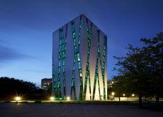 Schneidbares Licht | Internationale Architektur | www.german-architects.com