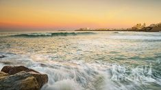Santa Maria Beach, Cadiz Spain, Skyline, Spaces, Water, Outdoor, Gripe Water, Outdoors, Outdoor Games