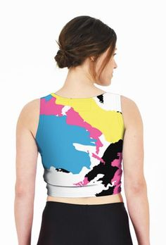 The Weeknd – Fitted Crop Top // Axly // The Weeknd Shape-Up! A fun & colorful design inspired by The Weeknd's former locks. Dare to pair with The Weeknd Leggings. 82% polyester / 18% spandex. Made in USA.