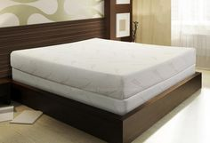 Twin (Single) Memory Foam Mattress | 8 Inch Eloquence II by Rest Therapy