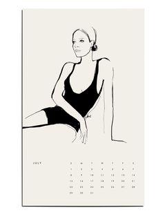 Doré Calendar