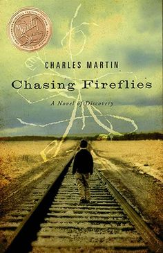 Chasing Fireflies - A Novel by Author Charles Martin  Have just discovered this author and read 2 of his books this week.    Would highly recommend them -- good stories, no real surprises, but stories of heart ache and redemption.   Need just a couple of tissues near the end.   Try Wrapped in Rain, too.  I intend to read all of his in the next fewe weeks.