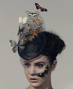 UGLYLOVELY - Shop - Seven Butterfly Hat