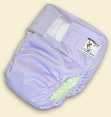 FREE newborn diaper pattern (2 newborn sizes)