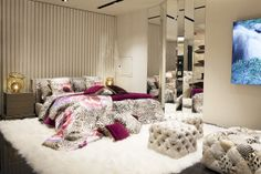 Roberto Cavalli Home I Love To Create These Objects So That You Can Decorate Your Homes In The