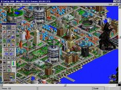 SimCity 2000 - I loved this game so much and it was the basis for my interested in all Sim-type games by Maxis and co thereafter. I was so good at it. i would make cities and build them up then leave them running in fast mode for HOURS on end over multiple days and would have billions of dollars...then i would wipe out half the city with a few disasters and start over again. classic stuff. My best city was called Hadleys Hope. :D