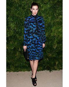 liv tyler - Vogue Fashion Fund 2012