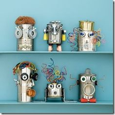 50  Cool Recycled Crafts for Kids