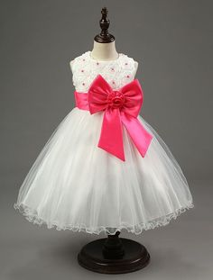 Heavenly Lace and Embroidery Tutu Dress