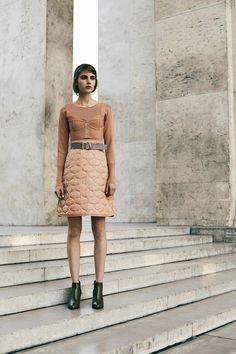 Sonia by Sonia Rykiel défilé pré-collections automne-hiver 2015-2016 #mode #fashion