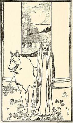Fanny Cory fairytale - Google-søk