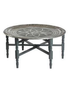 Maison Malou loves a traditional Moroccan coffeeTable