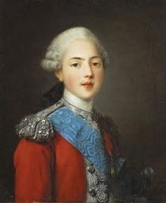 Charles Philippe born 9 October 1757, at Versailles, France. Son of Marie Josèphe of Saxony, Dauphine de France and Louis Ferdinand, Dauphin de France (and grandson of Louis XV). He married Marie-Thérèse of Savoy and had 4 children. Plus de patrimoine savoyard : suivez les Guides du Patrimoine des Pays de Savoie @GuidesGPPS !