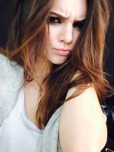 Kendall's Strike a #Selfie photoshoot for W Magazine