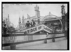 Bridge of Laughs at Luna Park