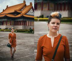 Carolyn W. - A Day in Taipei