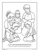 LDS.org - Friend Article - Coloring Pages by Topic, Baptism-Forgiveness