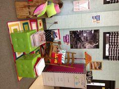 So cozy, right? #education #classroom #teaching