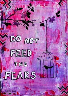 Defy your fears… #anxiety #recovery
