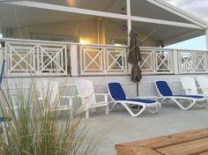 Key Largo, Florida Mahogany Patio Deck