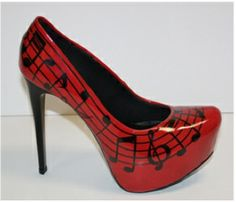 Musical shoes visit us @ http://adventus.com