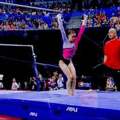 Spotlight Gymnastics — mustafinesse: so glad she's on my fantasy team Flexibility Dance, Gymnastics Flexibility, Gymnastics Skills, Elite Gymnastics, Gymnastics Quotes, Amazing Gymnastics, Gymnastics Videos, Gymnastics Pictures, Artistic Gymnastics