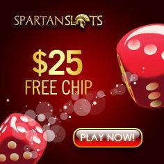 Spartan Slots Casino: 25 No Deposit Spins Best Online Casino, Online Casino Bonus, Best Casino, Free Casino Slot Games, Casino Sites, Play Slots Online, Play Online, How To Hack Games, Casino Promotion