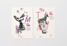 CHO! by David Popov, via Behance #typography #poster