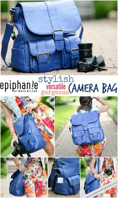 Epiphanie Camera Bag review by Place Of My Taste