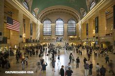 La majestuosidad del 'Grand Central Terminal' de Nueva York
