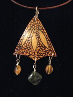 Gourd Beaded Necklace