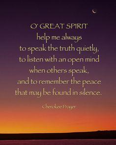 Native American Prayers, Native American Spirituality, Native American Cherokee, Native American Wisdom, Native American Indians, Native Americans, Cherokee History, American Symbols, Native Indian