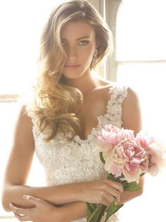 Allure Bridals -  Hair and make up Inspiration