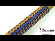 2 strand ringbolt hitching - YouTube