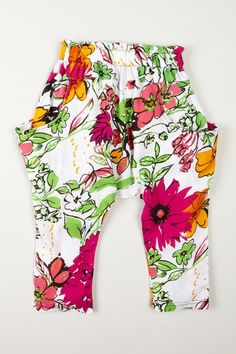 Floral Pant for kids