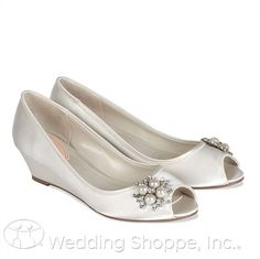 Pink by Paradox London Wedding Shoes Frosting