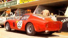 24h Le Mans 1962 Ferrari GTO