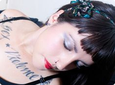 Maline - Chilean Suicide Girl