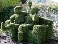 Topiary Garden, Belgium | Flickr - Photo Sharing!